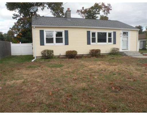 78  Warwick Road,  Chicopee, MA