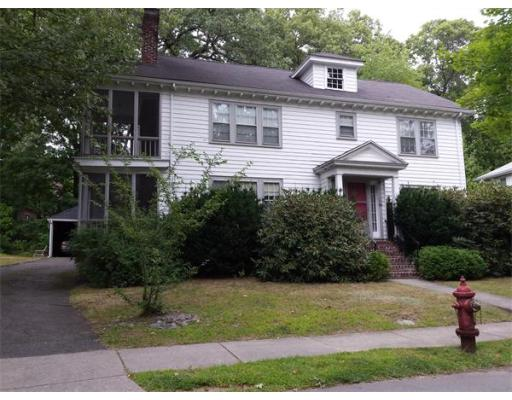 Property for sale at 93-95 Athelstane Rd, Newton,  MA  02459