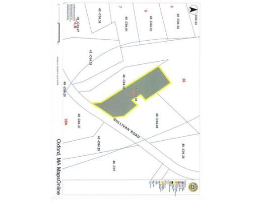Real Estate for Sale, ListingId:30396852, location: 30 Sullivan Boulevard Oxford 01540