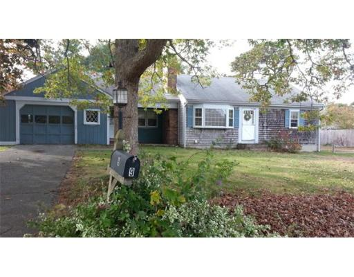 9  Captain Percival Rd,  Yarmouth, MA
