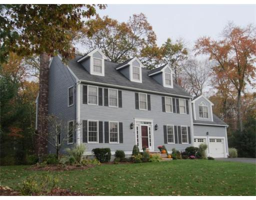 8  Saddle Way,  Walpole, MA