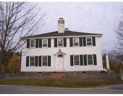 Real Estate for Sale, ListingId:30534922, location: 58 N.E. Fitzwilliam Road Royalston 01368