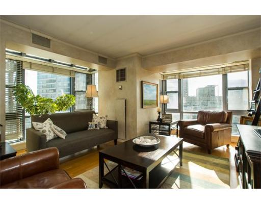 Condominium/Co-Op for sale in The Parkside Condominiums, 1804 Midtown, Boston, Suffolk