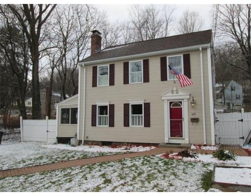 Rental Homes for Rent, ListingId:30681618, location: 443 Mill Street Worcester 01602