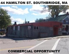 Southbridge MA commercial real estate