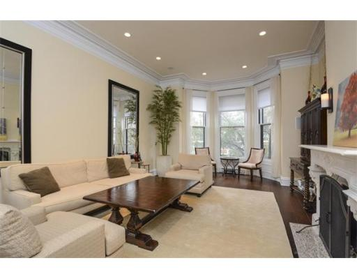 Luxury House for sale in 345 Beacon Street Back Bay, Boston, Suffolk