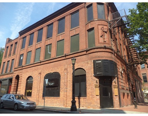 Commercial for Sale at 82 Worthington Street Springfield, Massachusetts 01103 United States
