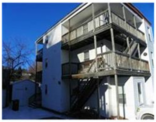 Home for Sale Fitchburg MA   MLS Listing