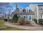 Walpole Massachusetts townhouse photo