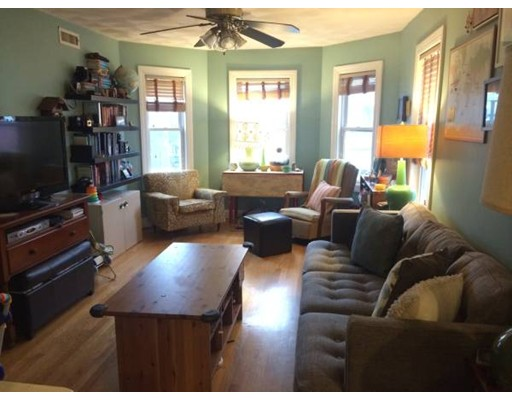 Townhome / Condominium for Rent at 13 Linden Street 13 Linden Street Somerville, Massachusetts 02143 United States