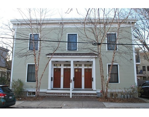 Property for sale at 65 Jay St Unit: 65, Cambridge,  MA  02139