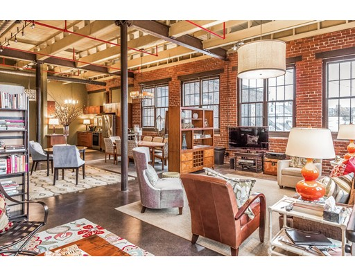 Lofts.com apartments, condos, coops, houses & commercial real estate - Marlborough Lofts (Condo)