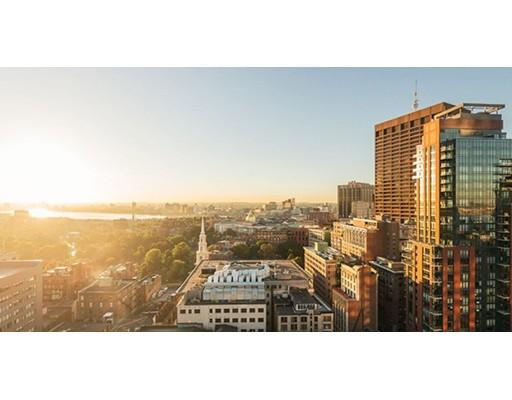 Luxury Condominium for sale in Millennium Tower Boston, 2504 Midtown, Boston, Suffolk