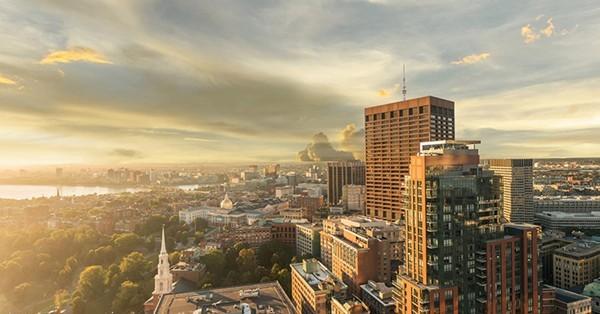 $3,975,000 - 3Br/3Ba -  for Sale in Boston
