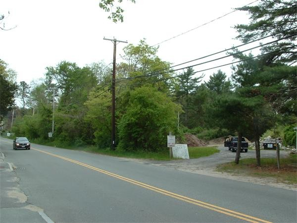 Photo of home for sale at 0 Swifts Beach Road, Wareham MA
