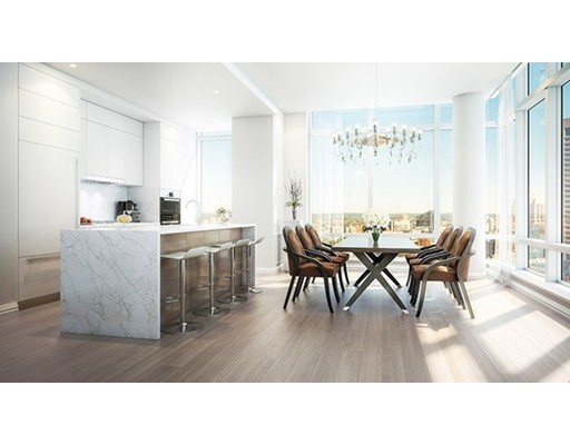 Condominium/Co-Op for sale in Millennium Tower Boston, 3802 Midtown, Boston, Suffolk