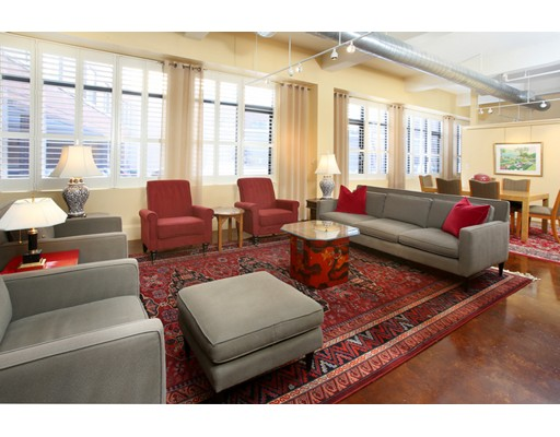 Condominium/Co-Op for sale in 1200 Washington Street South End, Boston, Suffolk
