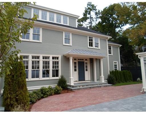 Appartement en copropriété pour l Vente à 18 Traill Street #2 18 Traill Street #2 Cambridge, Massachusetts 02138 États-Unis