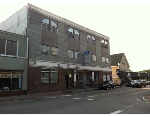 商用 为 出租 在 191 MAIN STREET 191 MAIN STREET Wareham, 马萨诸塞州 02538 美国