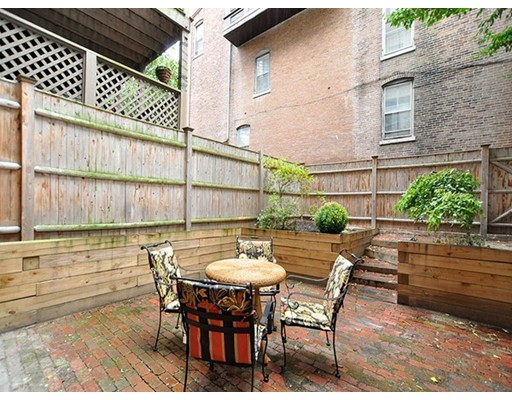 Additional photo for property listing at 28 Dartmouth Street  Boston, Massachusetts 02118 Estados Unidos