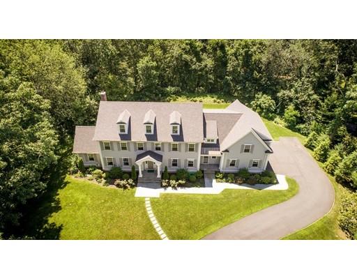Частный односемейный дом для того Продажа на 30 Black Oak Weston, Массачусетс 02493 Соединенные Штаты