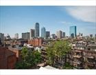 Boston MA townhome photo