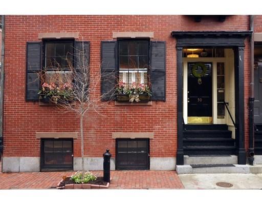 $3,480,000 - 4Br/4Ba -  for Sale in Beacon Hill, Boston