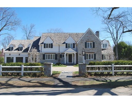 $6,350,000 - 6Br/9Ba -  for Sale in Wellesley