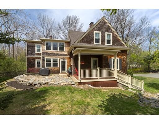 独户住宅 为 销售 在 186 Granite Street 罗克波特, 马萨诸塞州 01966 美国