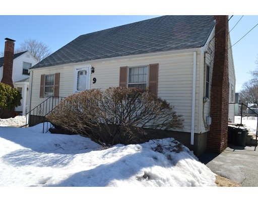 Rental Homes for Rent, ListingId:32379825, location: 9 Cedar Grove Ave Peabody 01960