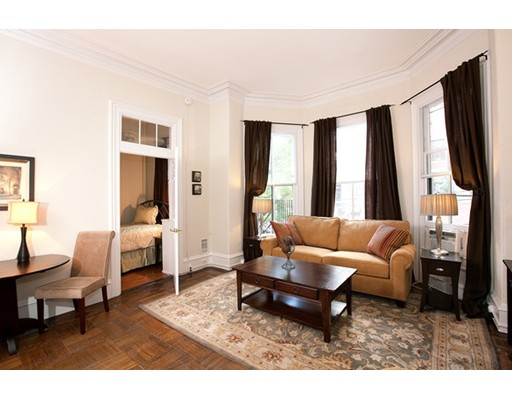 Single Family Home for Rent at 296 Marlborough Street Boston, Massachusetts 02114 United States
