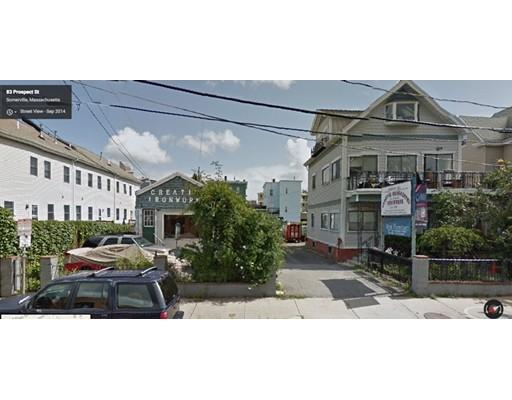 متعددة للعائلات الرئيسية للـ Sale في 82 Prospect Street 82 Prospect Street Somerville, Massachusetts 02143 United States