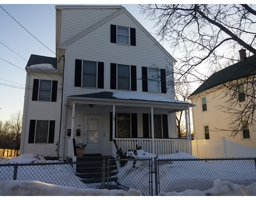 Rental Homes for Rent, ListingId:32567645, location: 109 Arlington St Medford 02155