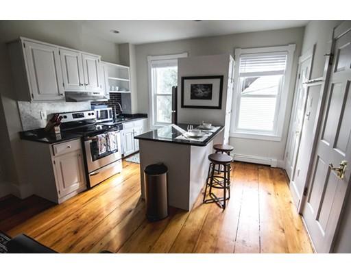 Single Family Home for Rent at 12 Mount Vernon Street Boston, Massachusetts 02129 United States
