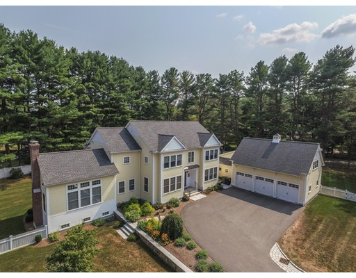 Single Family Home for Sale at 131 Lincoln Road Wayland, Massachusetts 01778 United States