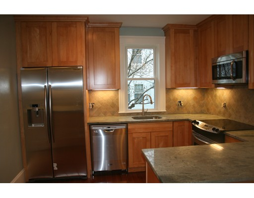 Property for sale at 41 Irving St Unit: 1, Newton,  MA 02459