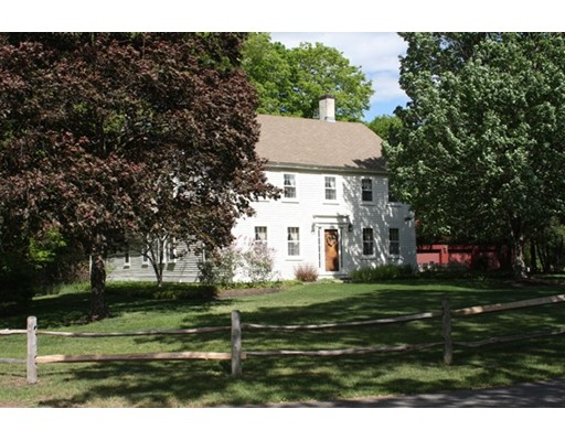 Home for Sale Medfield MA | MLS Listing