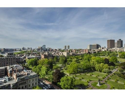 Condominium/Co-Op for sale in The Carlton House, PH-4 Back Bay, Boston, Suffolk