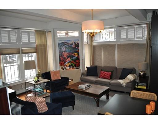 Casa de pueblo / Apartamentos por un Alquiler en 59 Phillips Street 59 Phillips Street Boston, Massachusetts 02115 Estados Unidos