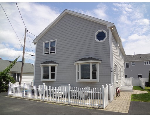 Single Family Home for Sale at 376 Ocean Blvd Seabrook, New Hampshire 03874 United States