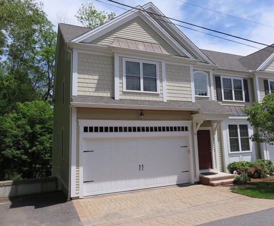 Property for sale at 21 Parker Ct Unit: 21, Natick,  MA 01760