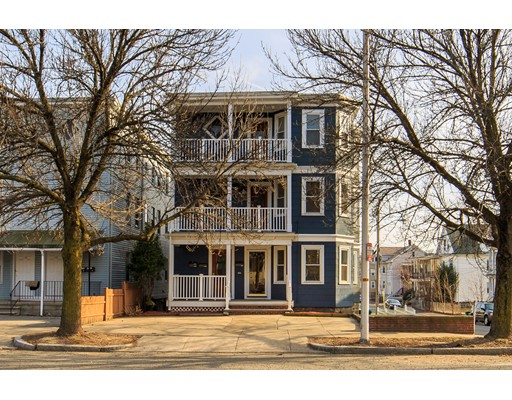 Property for sale at 156 Fellsway West Unit: 1, Medford,  MA 02155