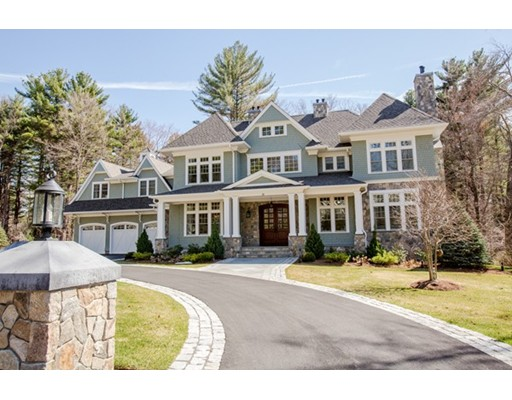 $5,575,000 - 5Br/8Ba -  for Sale in Wellesley