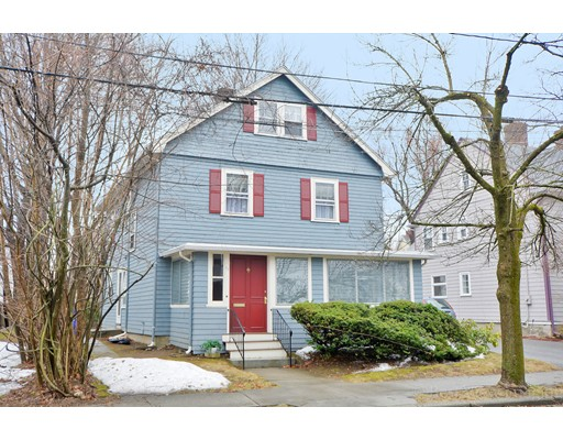 Property for sale at 52 Channing Road, Newton,  MA 02459