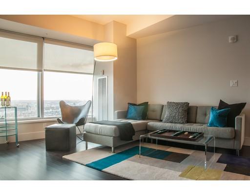 Luxury Condominium for sale in 110 Stuart Back Bay, Boston, Suffolk