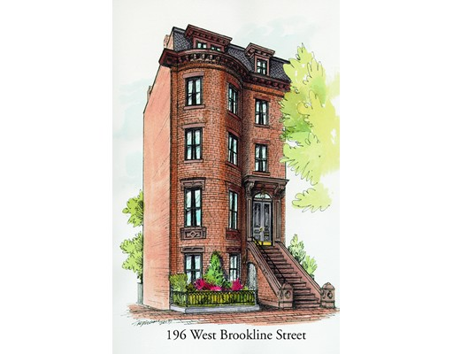$2,850,000 - 3Br/4Ba -  for Sale in Boston