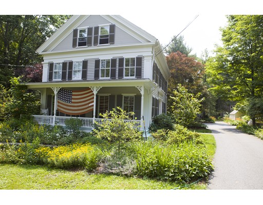 $1,050,000 - 4Br/3Ba -  for Sale in Holliston