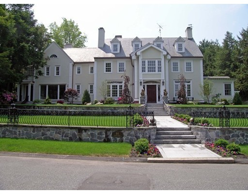 $4,790,000 - 7Br/6Ba -  for Sale in Brookline