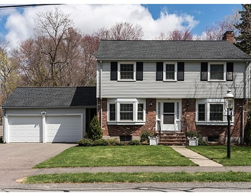 Property for sale at 68 Mackintosh Ave, Needham,  MA 02492