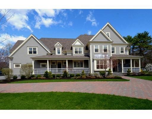 Single Family Home for Sale at 10 Colts Crossing Canton, Massachusetts 02021 United States